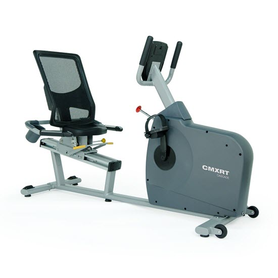 recumbent indoor cycle for inclusive indoor cycling classes