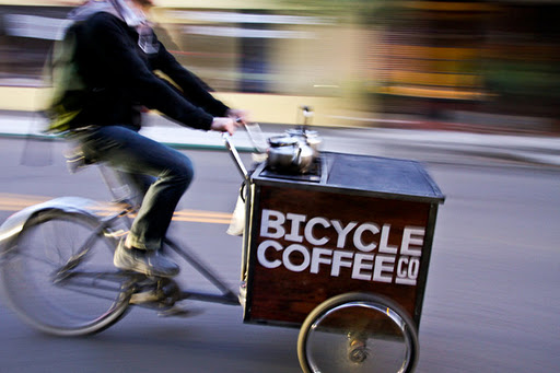 Bicycle-coffee
