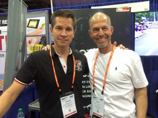 John Macgowan and David McQuillen