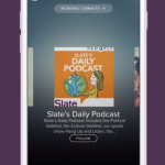 Submit a podcast feed to Spotify or PanoPly from Slate