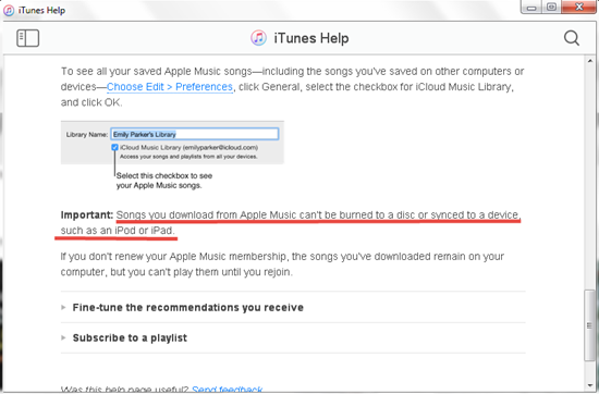 You have got to be kidding me - really Apple? You won't allow me to transfer a playlist from my computer to my iPhone?