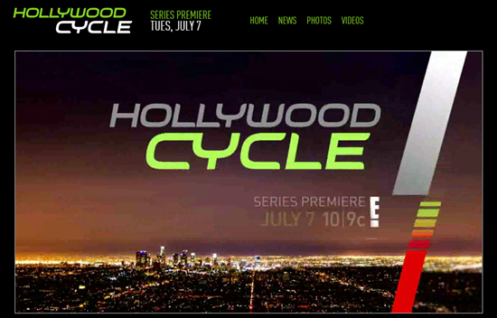 hollywood cycle review
