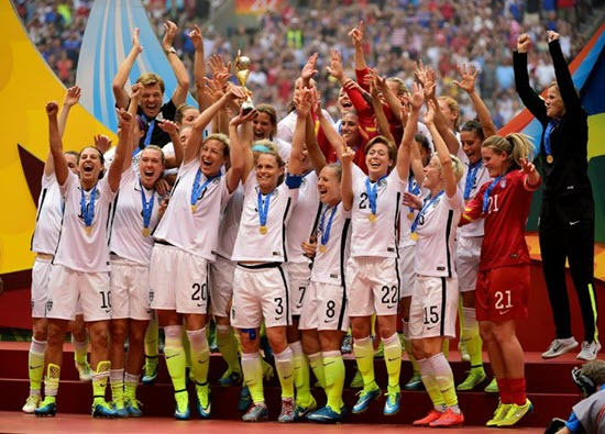 USA World Cup Winners