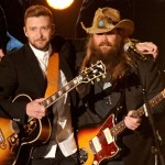 JT and Chris Stapleton Video from the CMAs