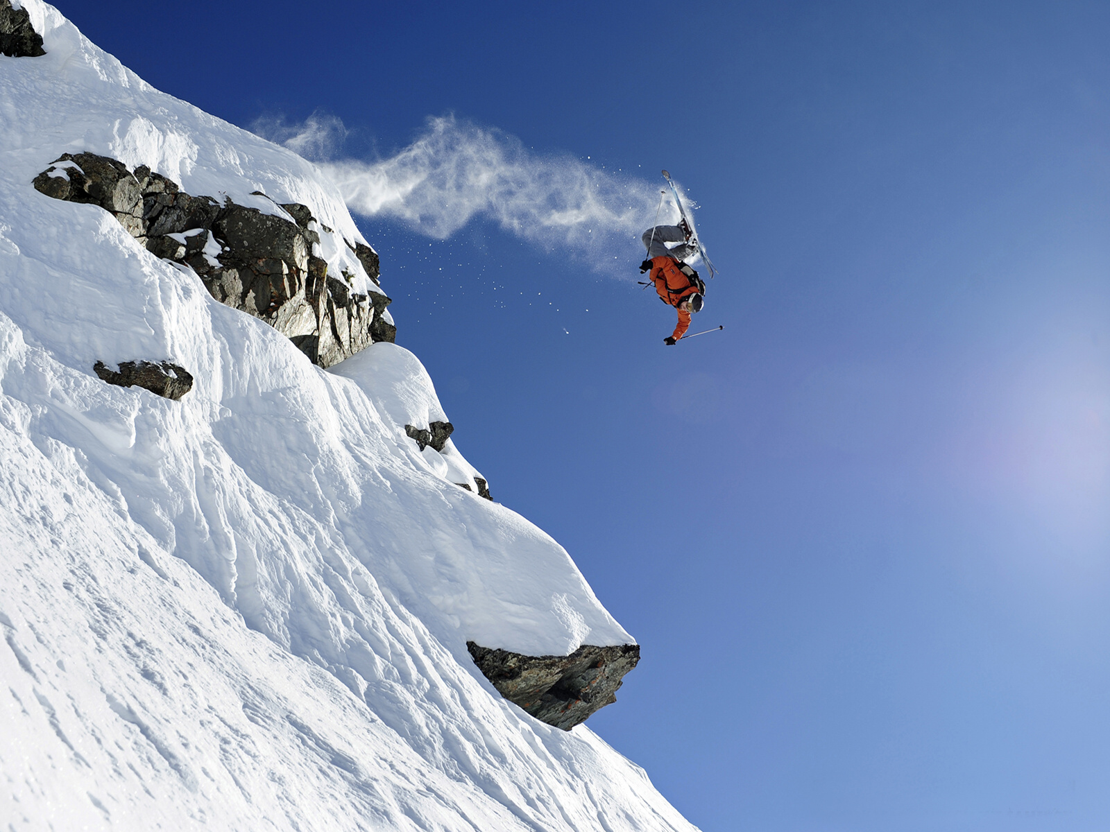 """People are Awesome """"Free Ski Video"""" with I Can, Something Big and Once A Day mixed in."""