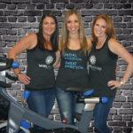 Cycling Fitness Studio Website Design