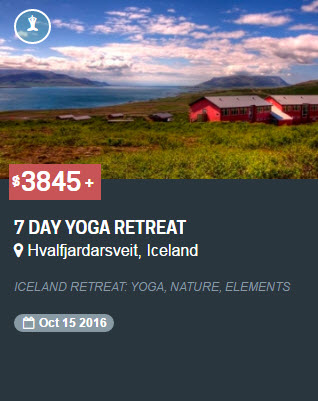 Trip Tribe Costa Iceland Fitness Retreat Review