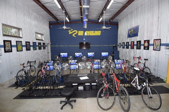 buy an indoor cycling studio