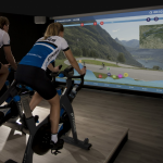 The Power to See it, Feel it, Hear it in Indoor Cycling