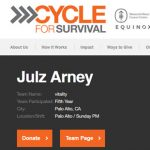 Support Julz Arney and receive her Moving Mountains class profile