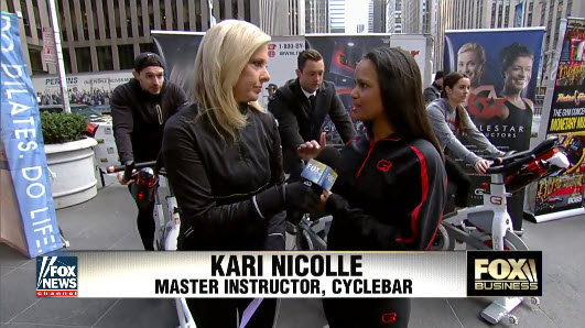 fox and friends fitness job fair for instructors