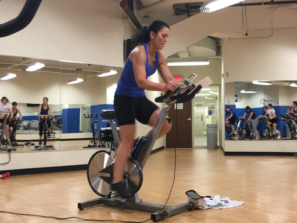 ICI Podcast 0006 – Amy's Race Day Ride