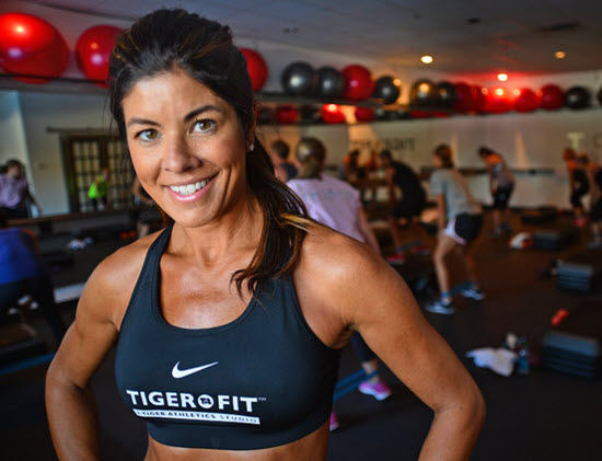 Stacie Clark - The Next Fitness Star - Crest Promo - YouTube